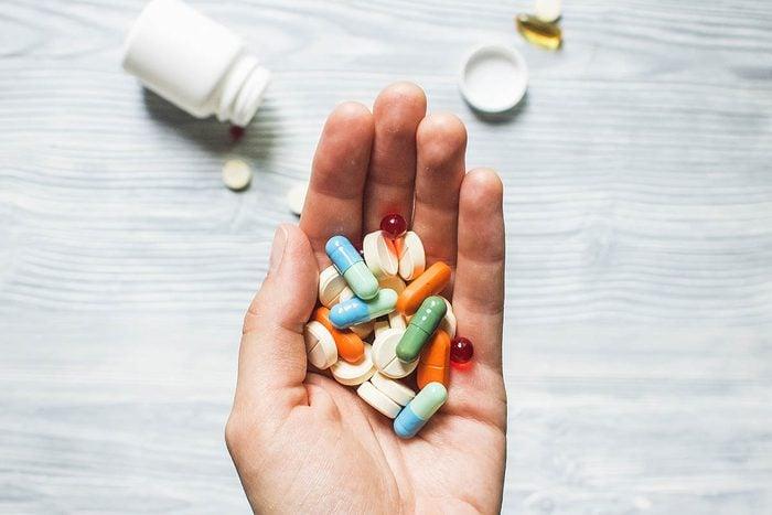 Des médicaments contre la toux existent.