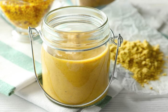 Remède contre la toux : la mouche de moutarde.