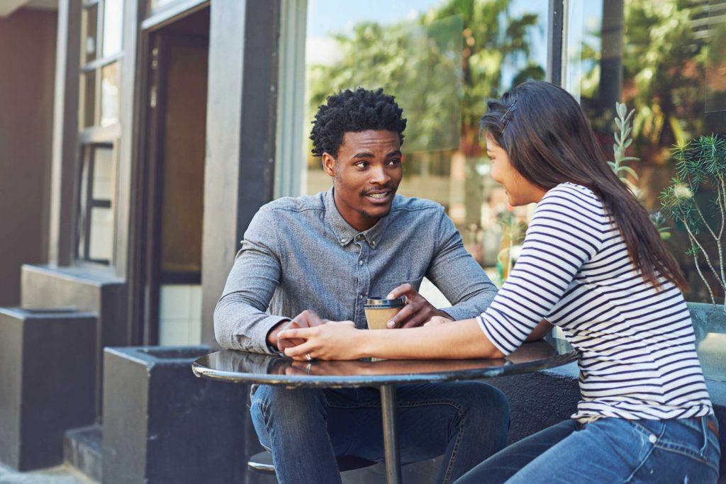 Savoir admettre ses torts au sein d'un couple est un signe de confiance.