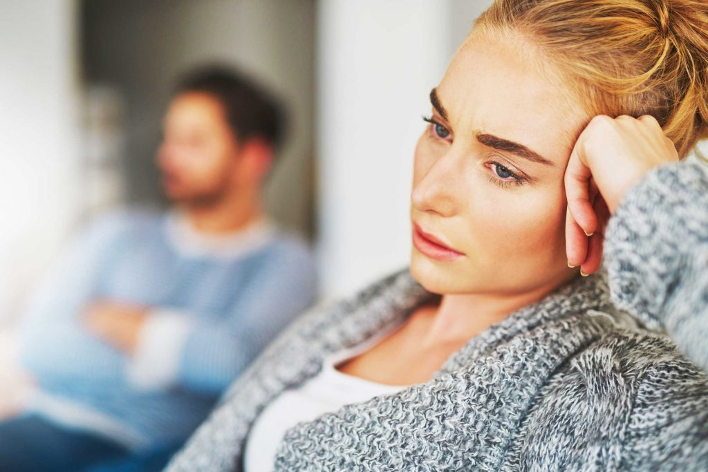 les couples durables savent que les disputes et les affrontements sont normaux.