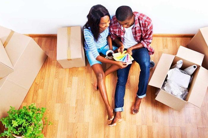 Les couples durables prennent les décisions ensemble.
