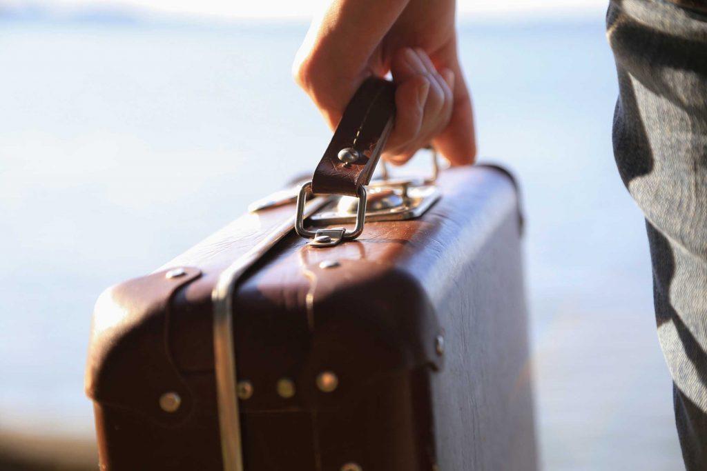 Assurez vous d'avoir un sac avec le nécessaire si jamais vous ne récupérez pas votre bagage à temps.