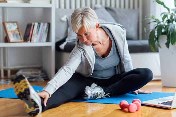 Lorsque vous déciderez de virer au gros, il se peut que vous ayez envie de faire de l'exercice pour vous sentir plus jeune.