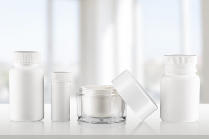 Achats en grande quantité à éviter : les produits pour la peau.