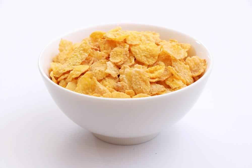 Achats en gros, ne pas acheter de céréales.
