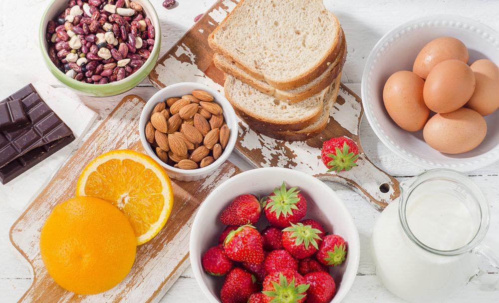 Vivre avec les allergies et les intolérances alimentaires