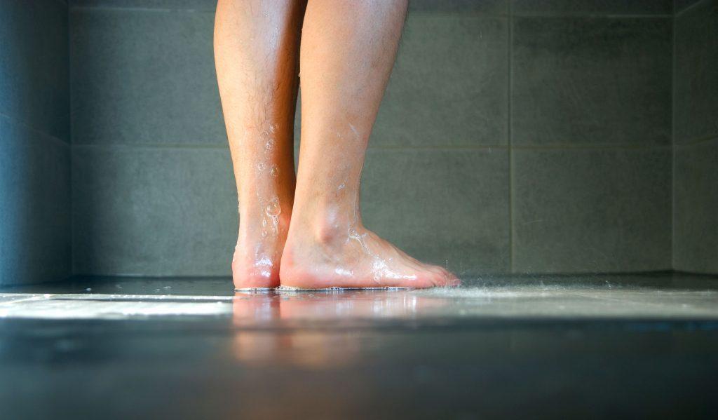 La douche élimine vos bonnes bactéries
