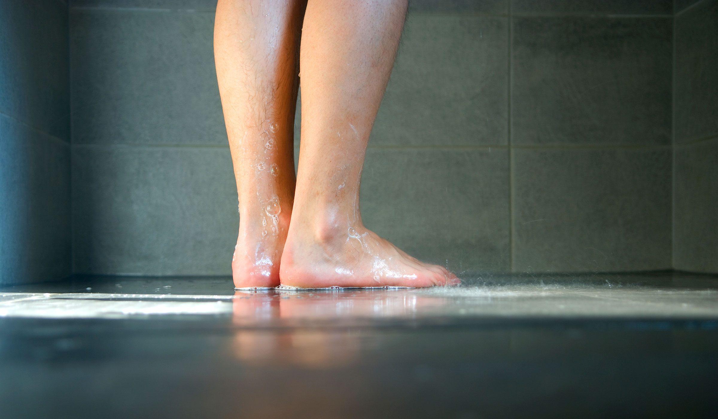 La douche élimine vos bonnes bactéries.