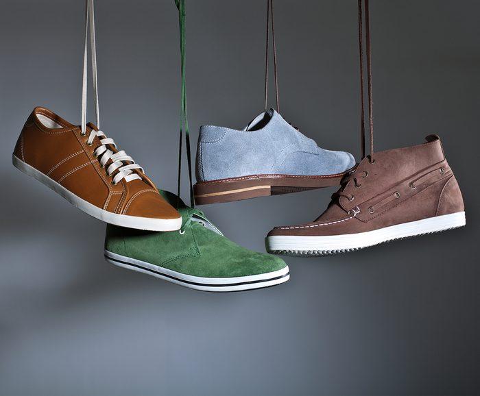 Prolongez la vie de vos chaussures grâce au papier bulle