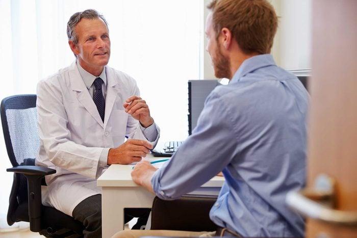 Sclérose en plaques, sans aucun symptomes