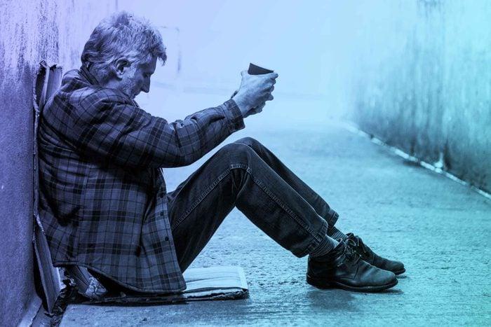 Empathique : Les horreurs vues à la télévision vous bouleversent