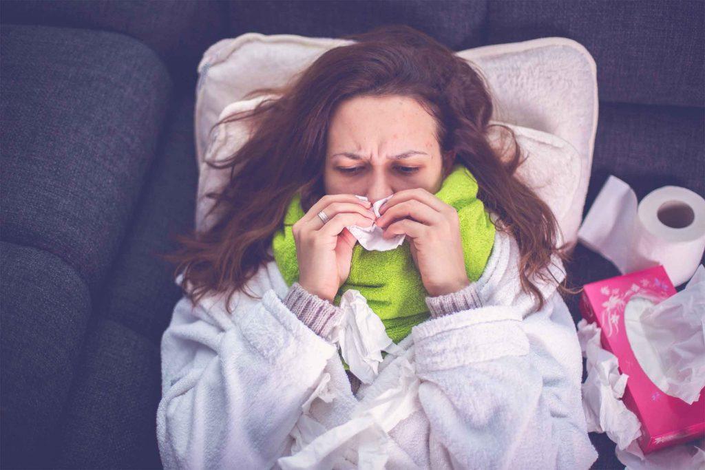 Vaccination : les vaccins rendent malade