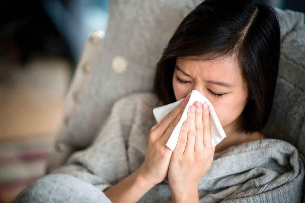 Vaccination: ne pas se faire vacciner quand on a le rhume