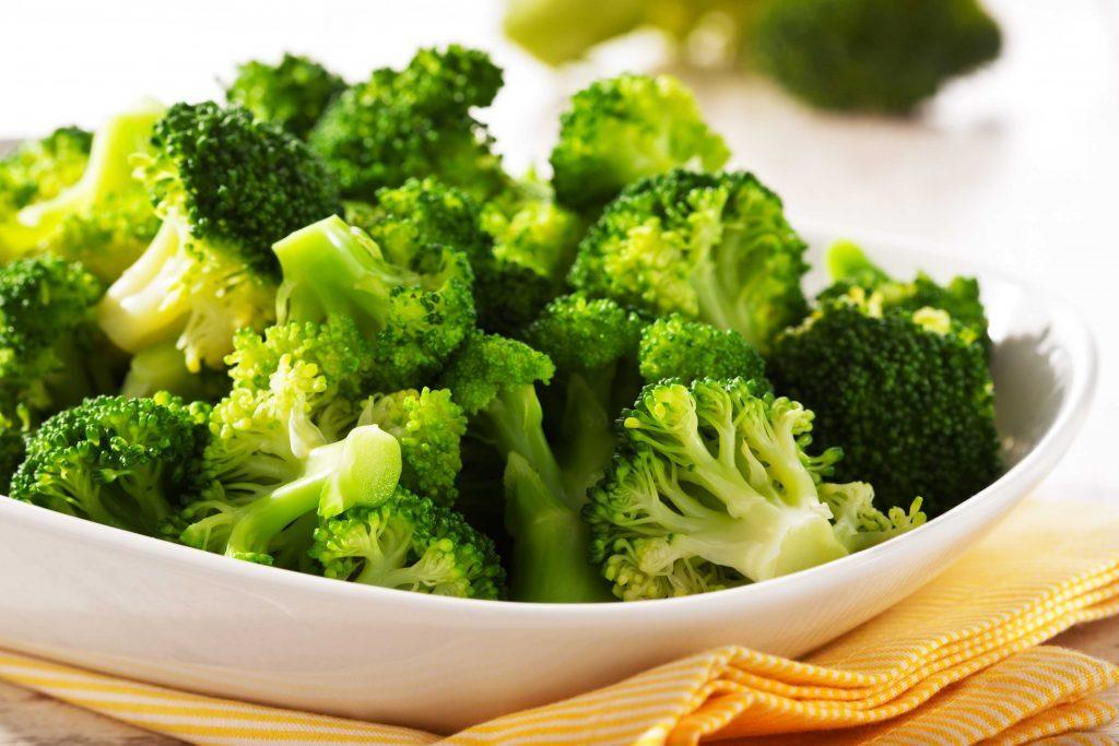 Les brocolis peuvent causer des flatulences.