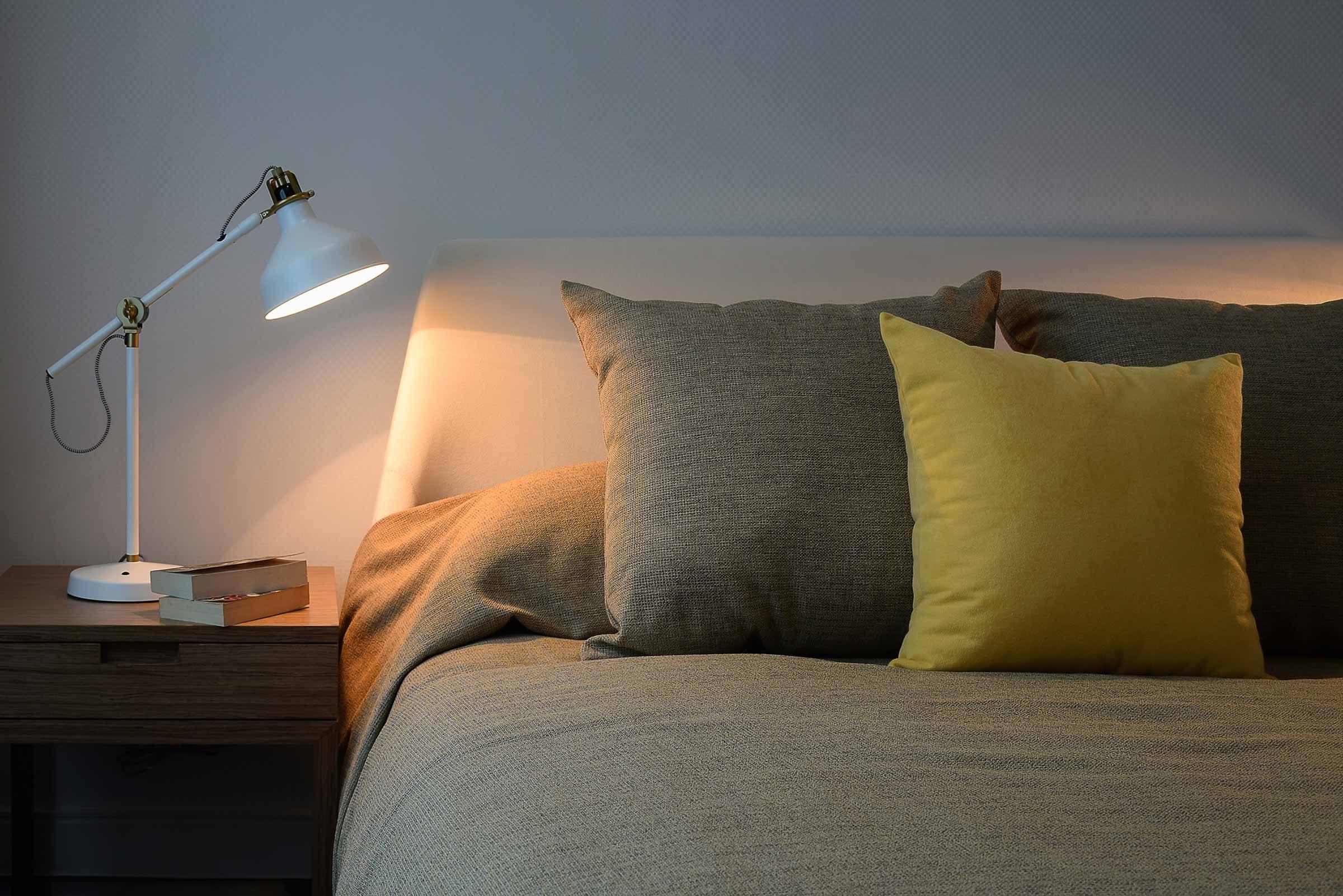 Afin de vous rendormir facilement pendant la nuit, faite de votre chambre un lieu sombre et paisible.