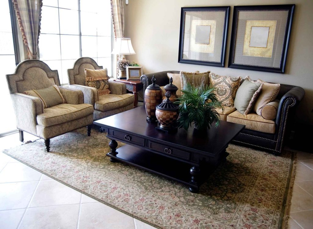 Portez une attention particulière à la taille et la position de vos tapis.