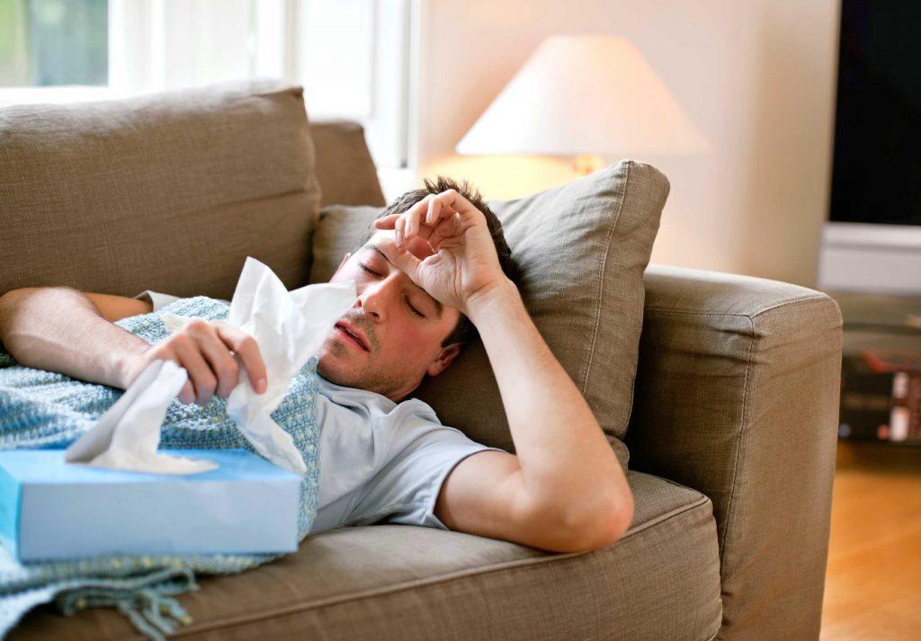 Penser que les diabétiques ont plus de chance d'attraper un rhume est un mythe.
