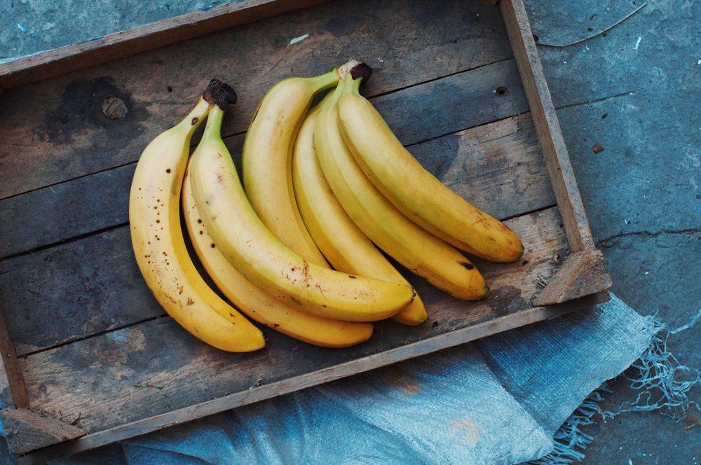 Aliments frais: détachez vos bananes pour les conserver