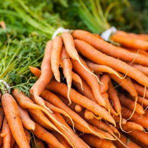 Aliments frais : comment conserver les carottes