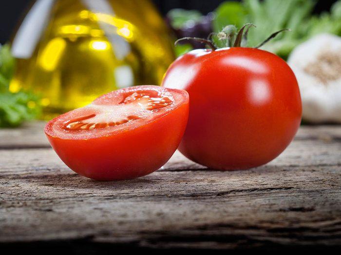 Aliments frais : Les tomates détestent le frigo
