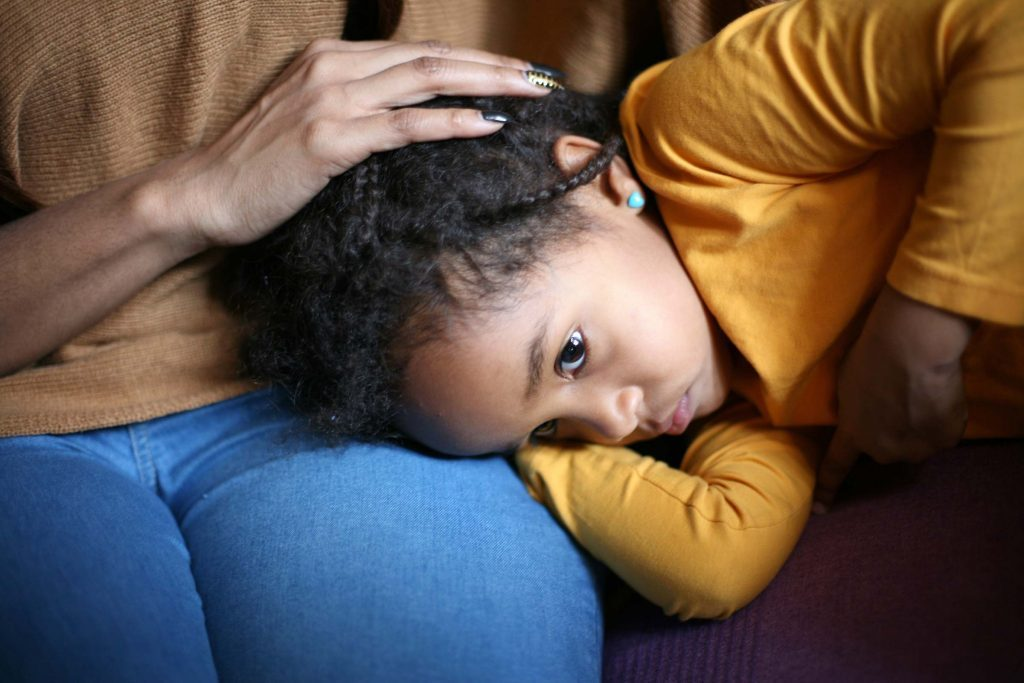Dépression infantile: votre enfant pense qu'il ne vaut rien