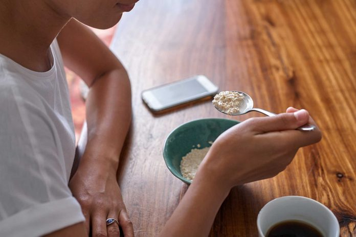 Diminuez le cholestérol en mangeant du gruau