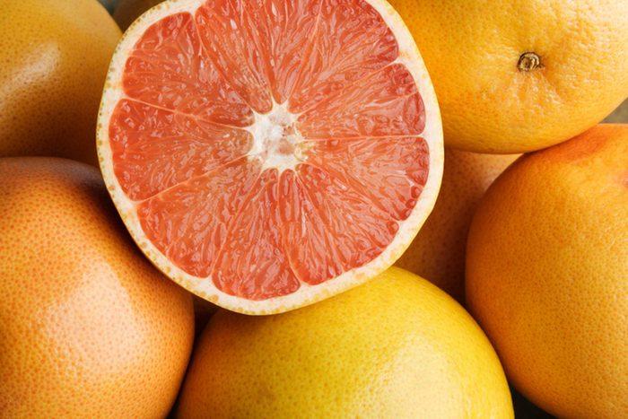 Diminuez le cholestérol grâce aux pamplemousses