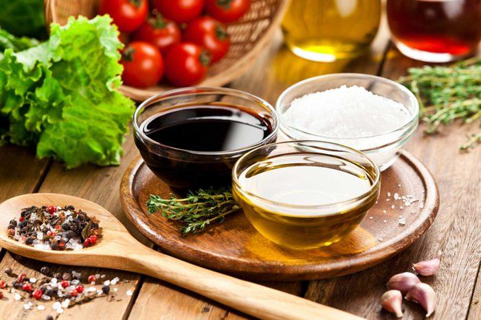 Diminuer le cholestérol avec des vinaigrettes maisons