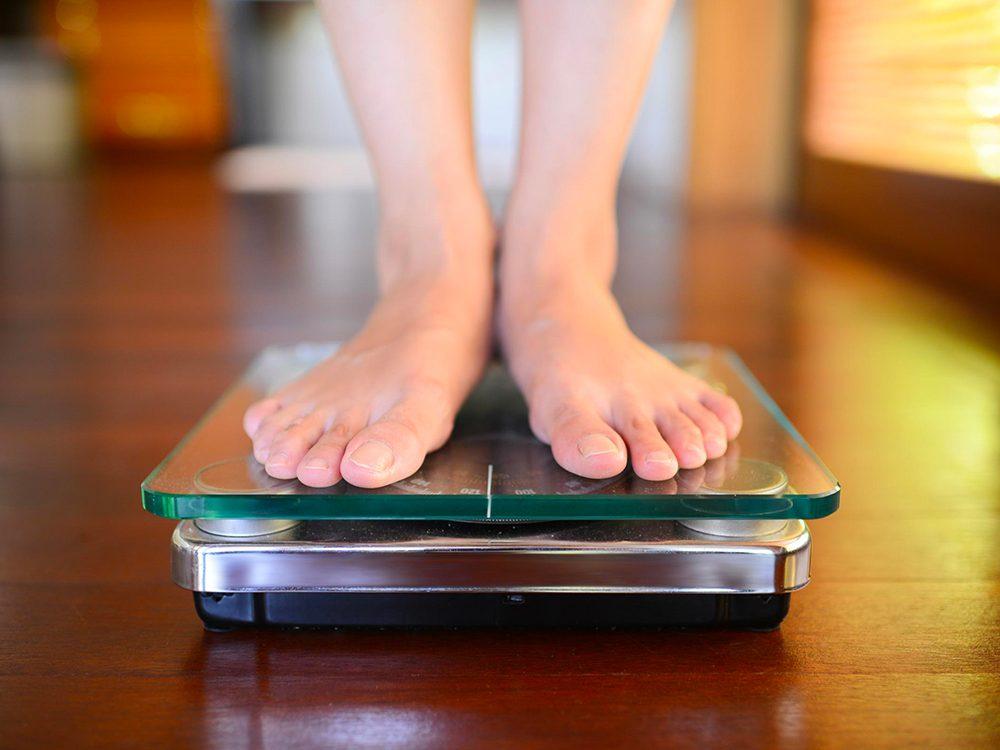 Le manque de sommeil peut vous faire prendre du poids.