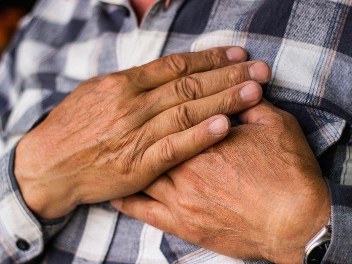 Le manque de sommeil peut entraine des problèmes de santé cardiovasculaire.