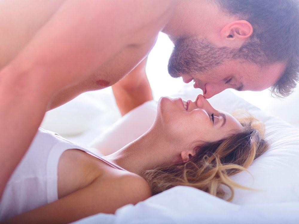 Un manque de sommeil peut faire diminuer votre libido.