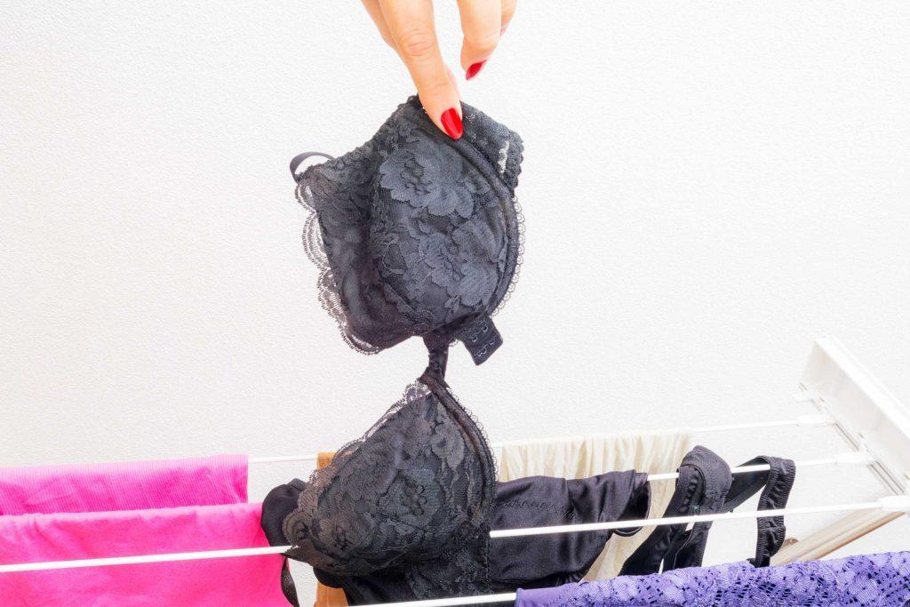Lavage: ne sécher les sous-vêtements à haute température