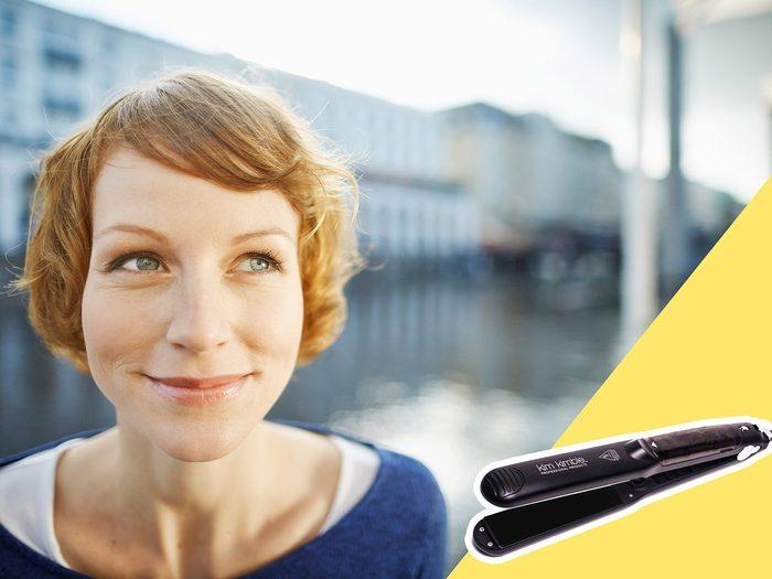Adopter les dégradés trop courts est l'une des erreurs de coiffure qui donnent l'air plus vieux.