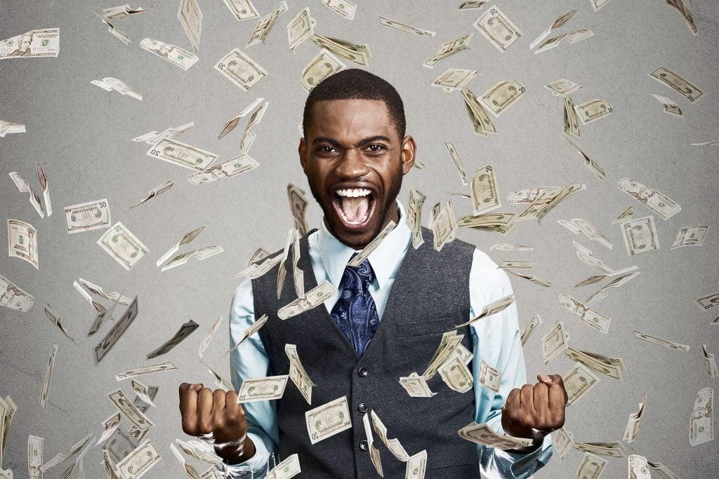 Gagnant à la loto : l'argent peut vite être dépensé