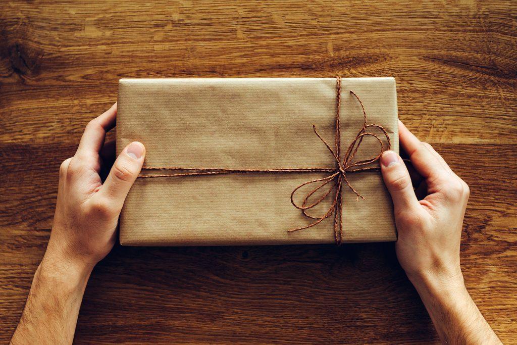 Gagnant à la loto: le plaisir de donner