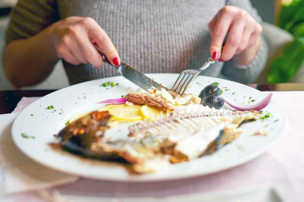 Pour ne pas prendre de poids, prenez un souper copieux