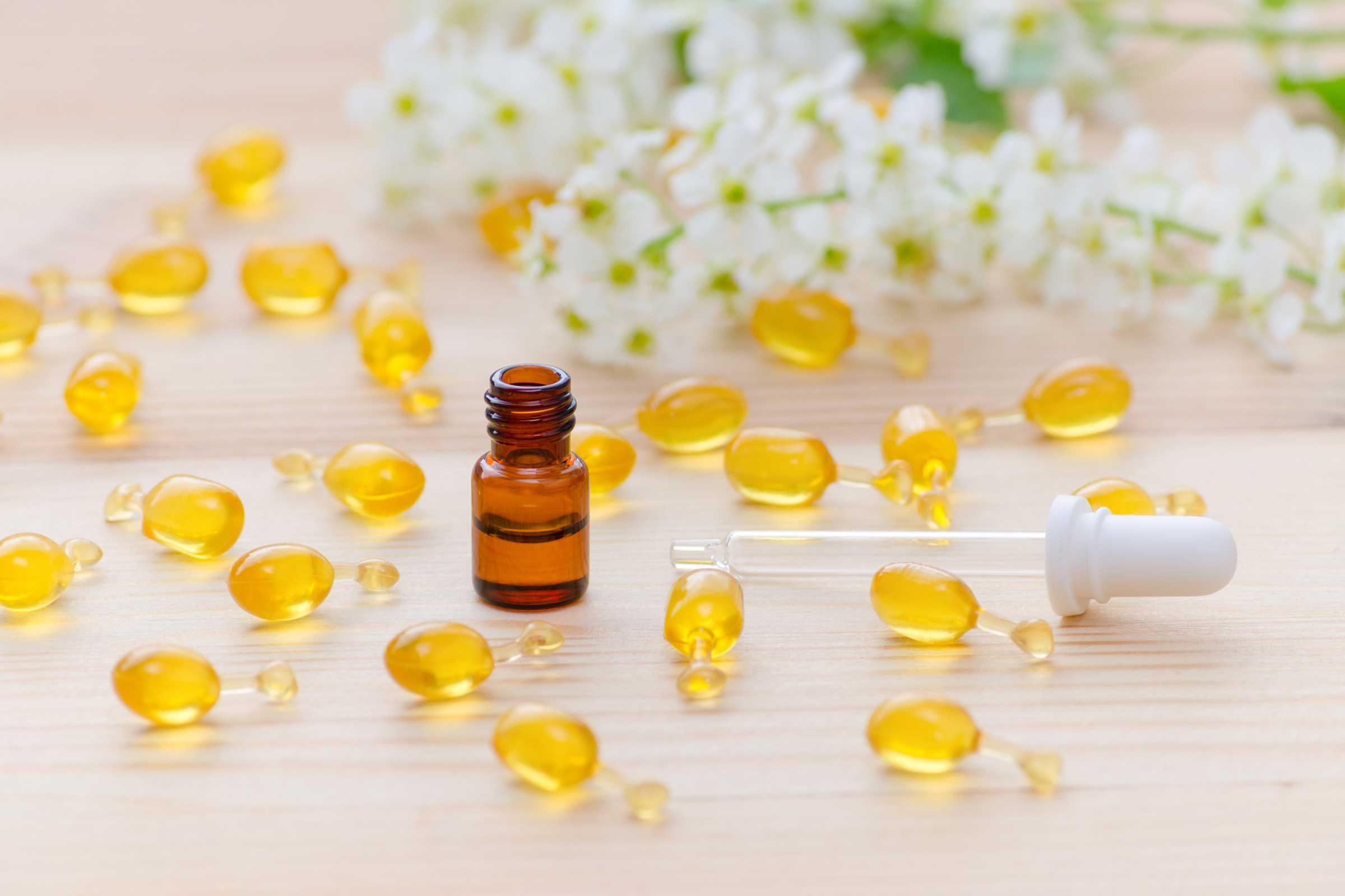 L'huile de néroli est reconnue pour stimuler la circulation sanguine