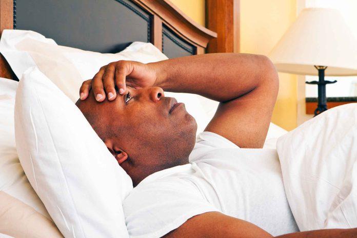 L'insomnie peut causer une prise de poids