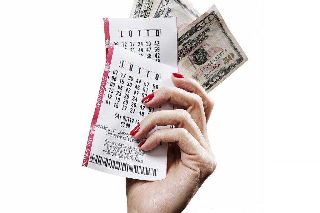 Ne publiez pas la photo de votre billet de lotterie