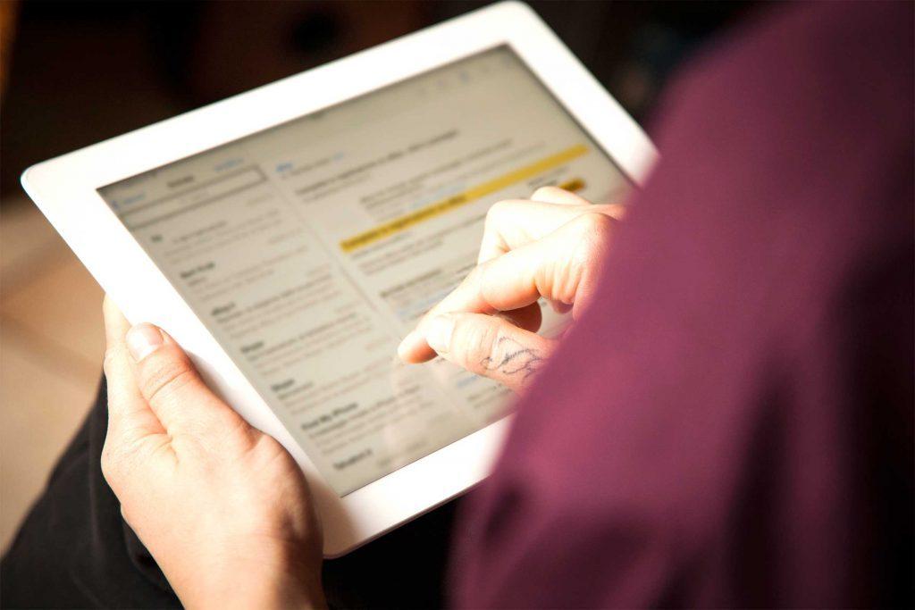 Réseaux sociaux: gardez pour vous vos courriels