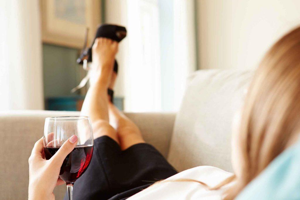 Consommer trop d'alcool fait prendre du poids