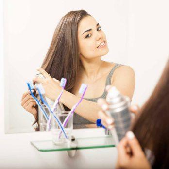 Shampoing sec: 9 choses que vous ignorez sûrement