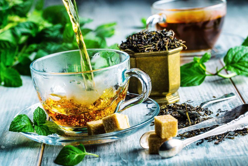Surveillez bien le temps d'infusion, pour un thé parfait