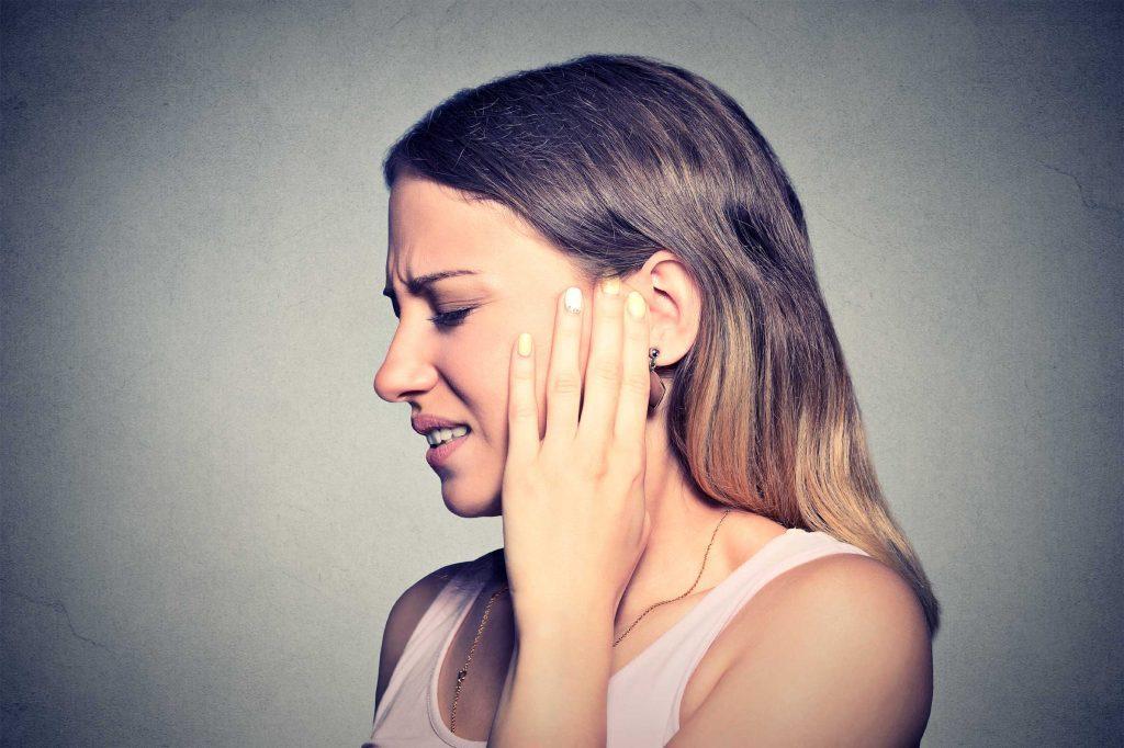 Le mal d'oreilles est un signe de reflux gastro-oesophagien