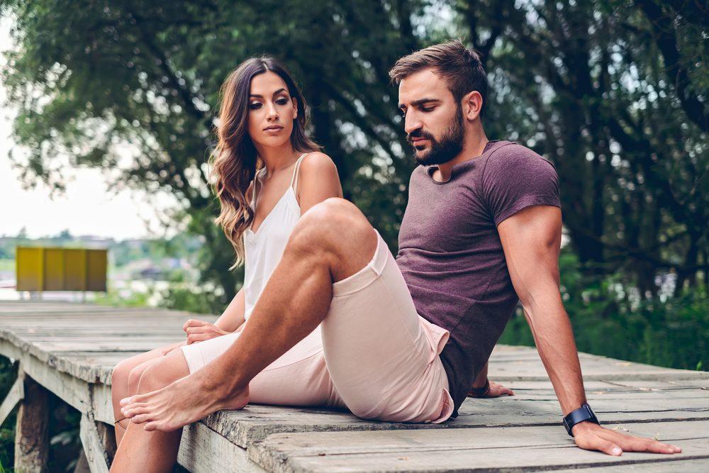 Si votre partenaire ne fait pas de compromis, cela risque de ruiner la confiance.