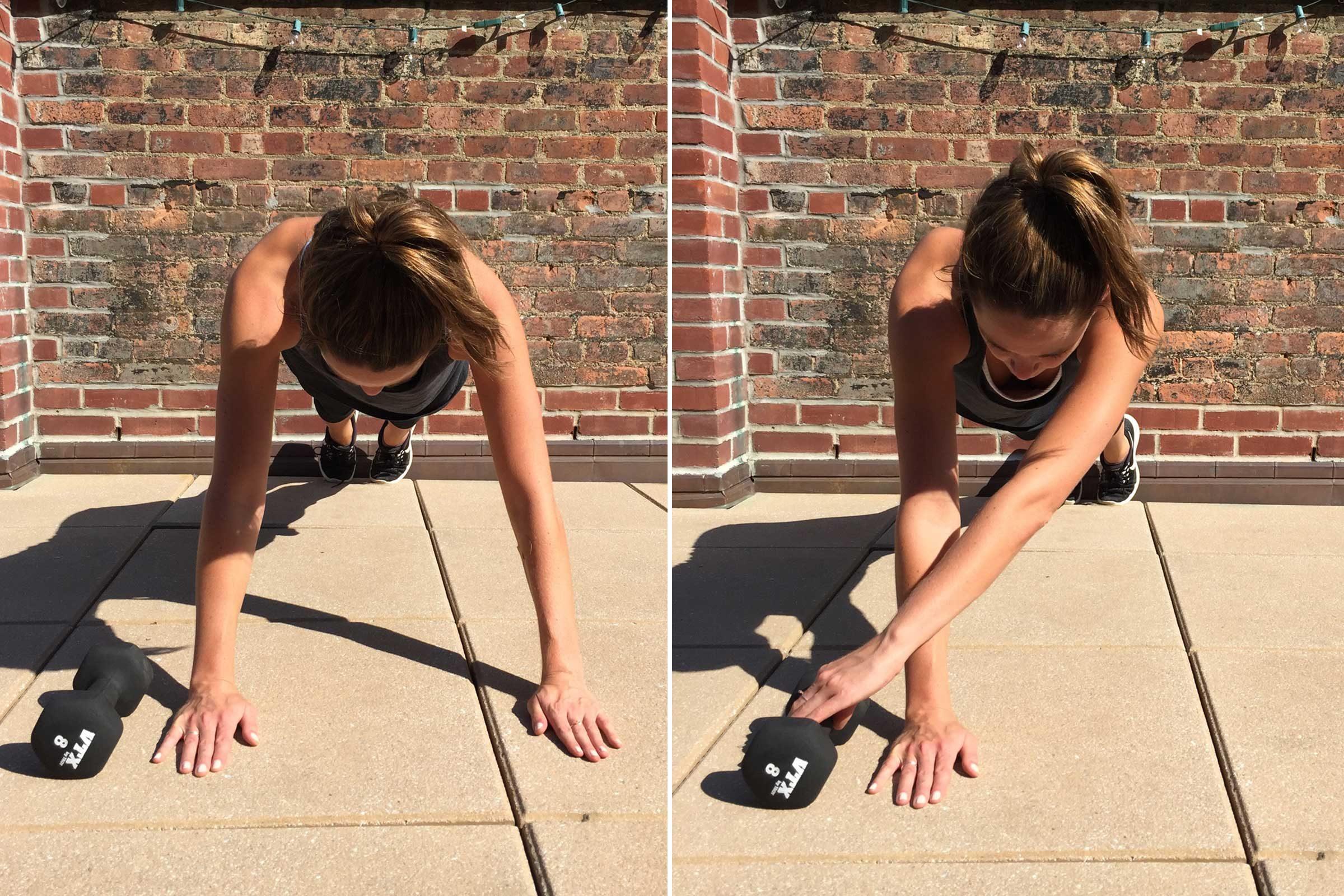 La planche est un bon exercice pour avoir un ventre plat.