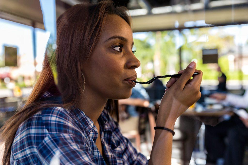 Une perte d'appétit peut être un symptôme de cancer des ovaires.