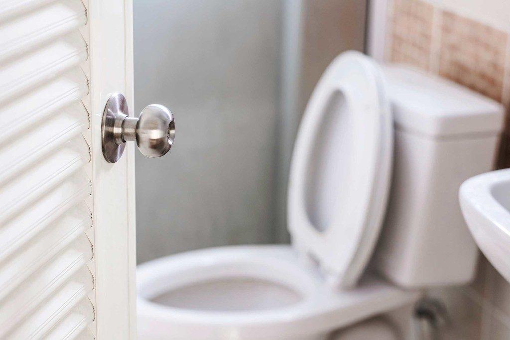 Uriner trop souvent n'est pas normal.