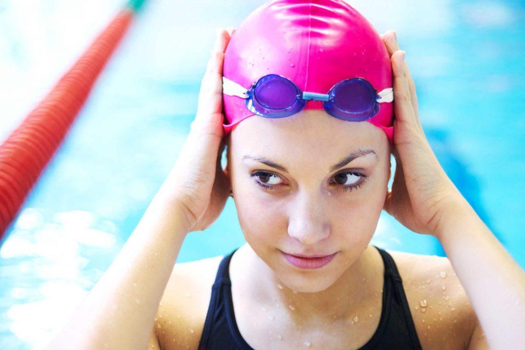 Si vous nagez dans le chlore utilisez un revitalisant spécialement conçu.