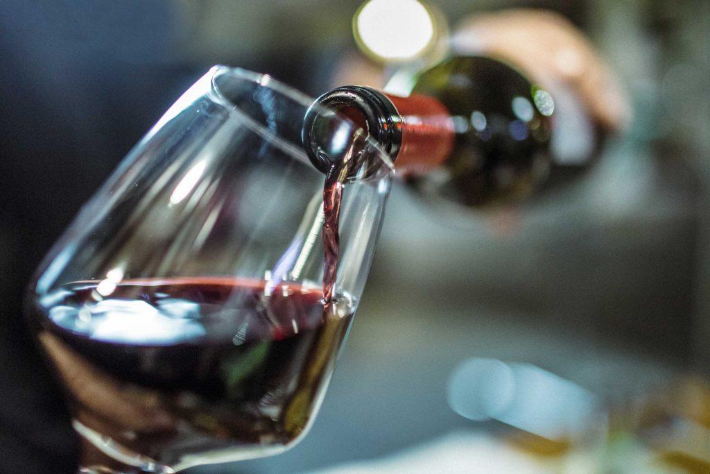 Les gens en santé ne boivent pas d'alcool le soir